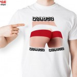 koszulka Poland z Chin