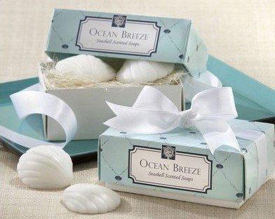 Pachnące mydełko - muszla morska