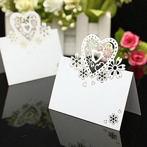 kartki dla gości na ślub