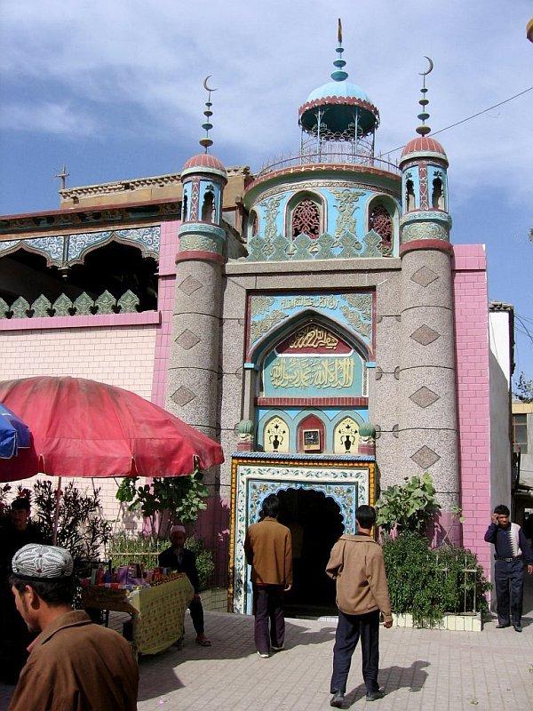 meczet Hotan
