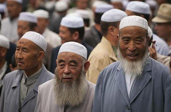 ujgurowie w Chinach