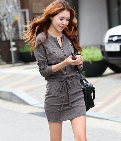 wygodna miejska sukienka