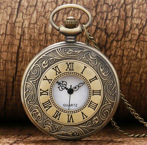Zegarek na łańcuszku Aliexpress