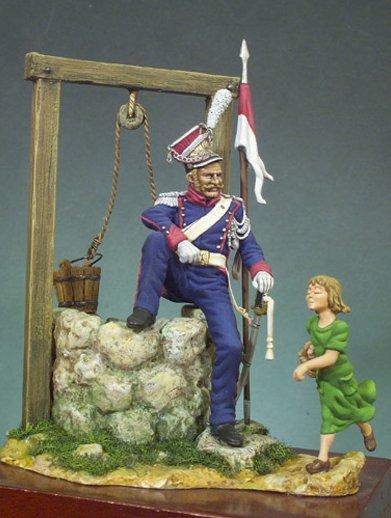 lansjer polski Napoleona