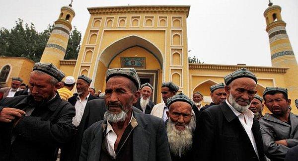 ujgurowie