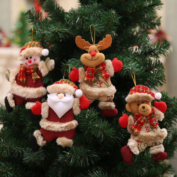 Dekoracje świąteczne Na Aliexpress