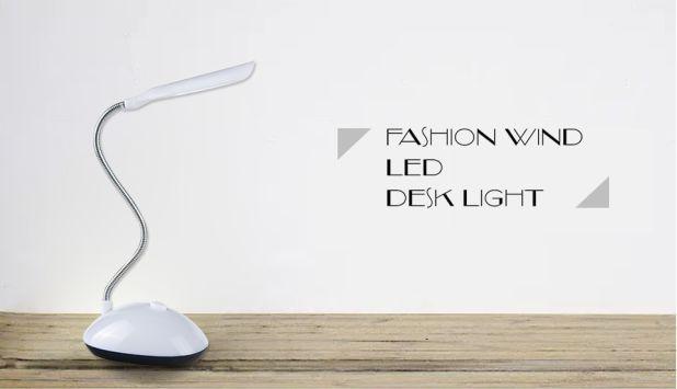 lampka stołowa LED