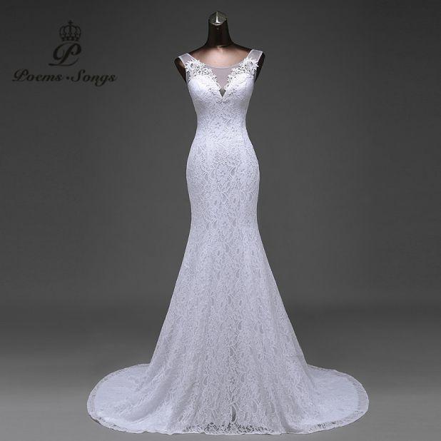 Wyjątkowe Suknie ślubne Na Aliexpress