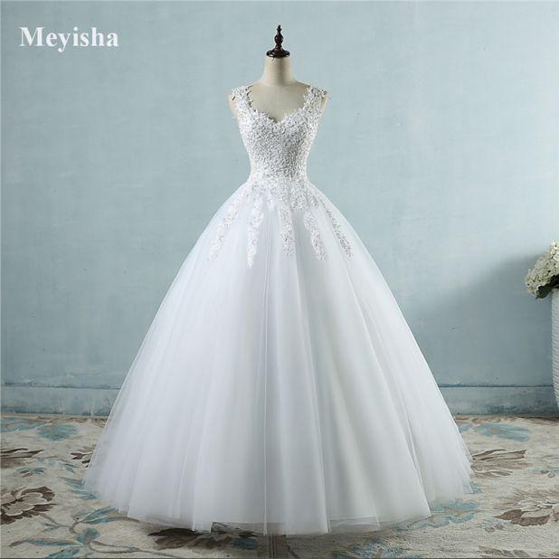 suknia ślubna aliexpress