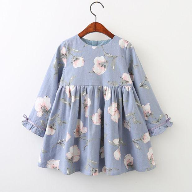śliczna sukienka w kwiatki aliexpress