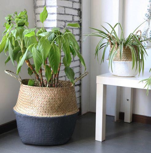 bambusowy kosz handmade aliexpress