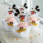 dekoracje na muffiny aliexpress