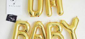 Aliexpress: TOP10 Dekoracji na BABY SHOWER