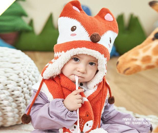 dziecięca czapka i szalik aliexpress