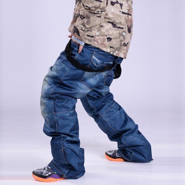 modne spodnie snowboardowe aliexpress