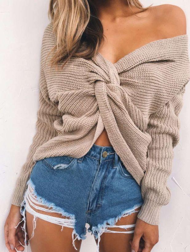 seksowny sweter aliexpress