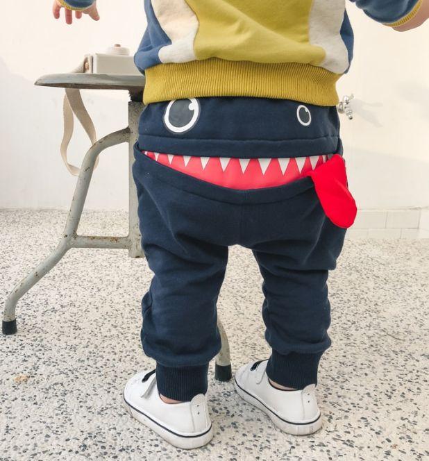 spodnie potwór aliexpress