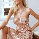 sukienka cekiny i brokat aliexpress