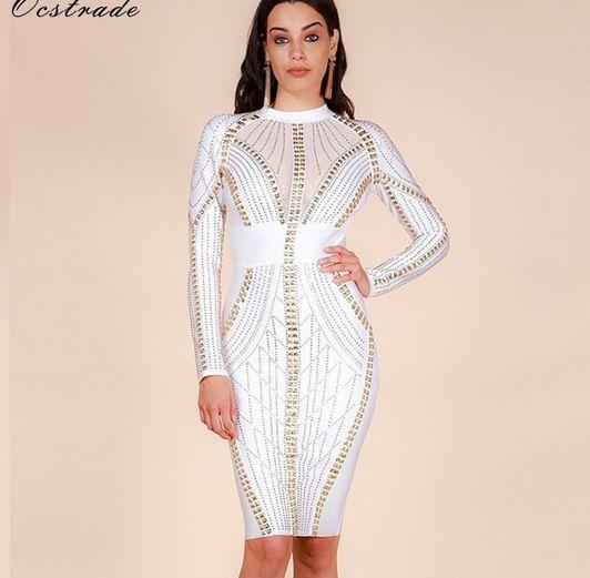 sukienka clubbingowa aliexpress