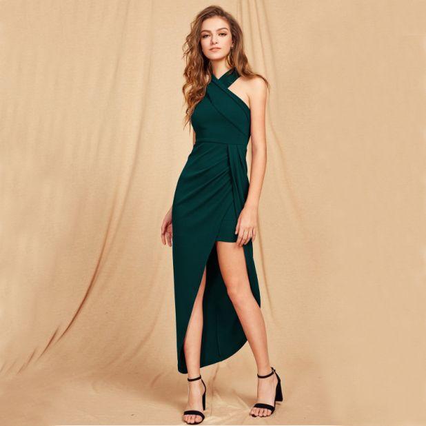 sukienka wieczorowa aliexpress