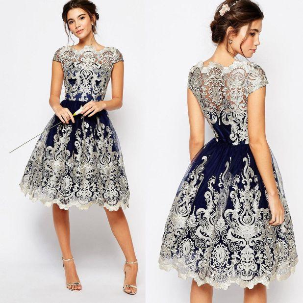 sukienka z koronką studniówka