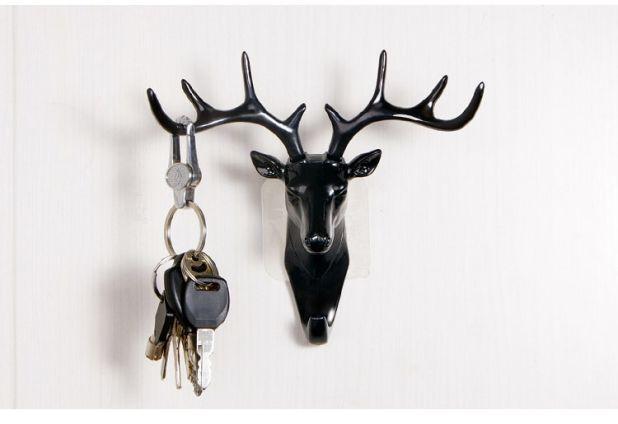 wieszak na klucze łoś aliexpress