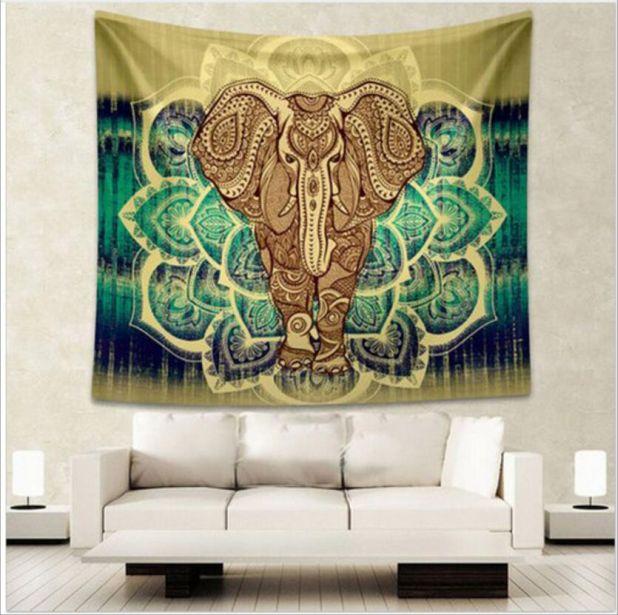 gobelin indyjski słoń aliexpress
