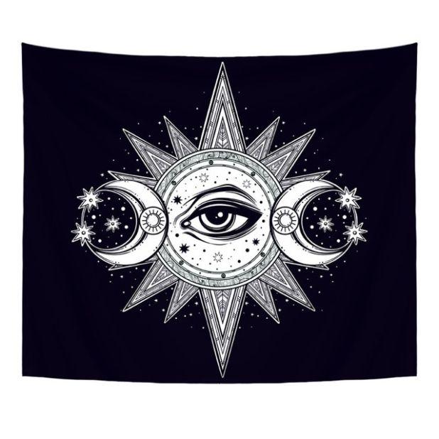 gobelin słońce księżyc aliexpress