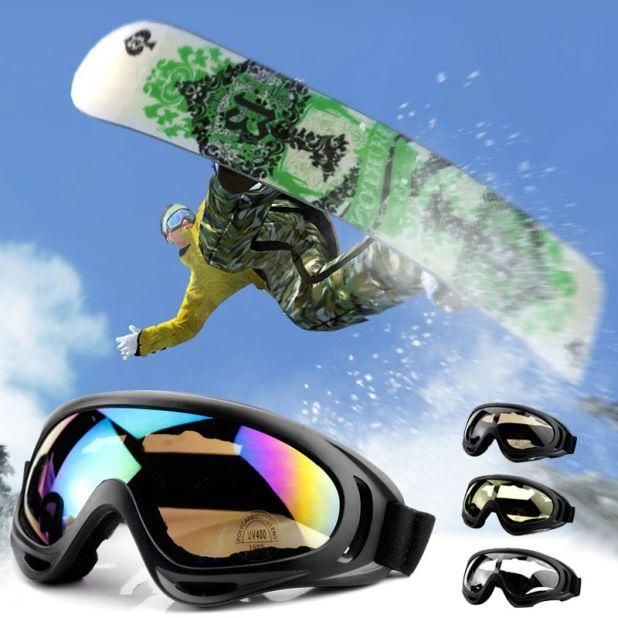 gogle do snowboardu aliexpress