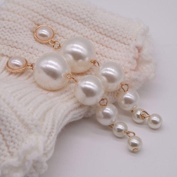 kolczyki perły aliexpress