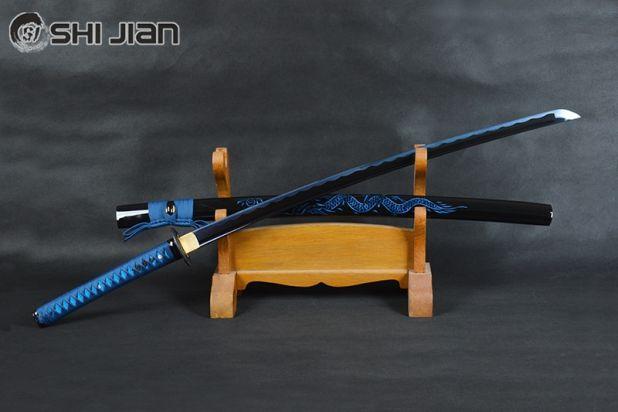 luksusowy miecz katana aliexpress
