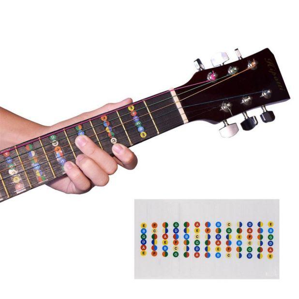 naklejki na gitarę aliexpress