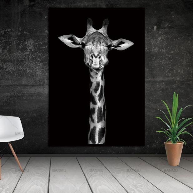 obraz żyrafa aliexpress
