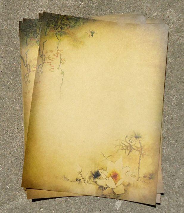 papier listowy kwiat lotosu aliexpress
