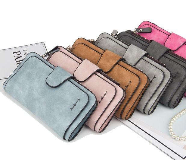 skórzany portfel wysokiej jakości aliexpress