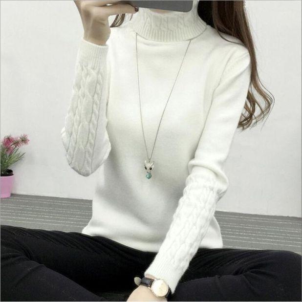 sweter kaszmirowy aliexpress
