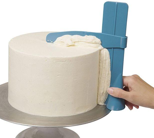 wygładzacz do tortów aliexpress