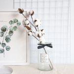 aliexpress gałązka bawełny