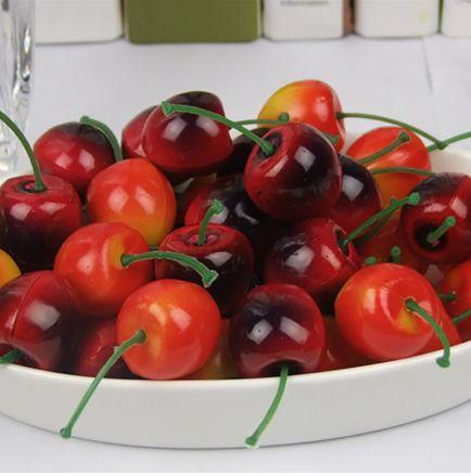 aliexpress mini owoce z wosku
