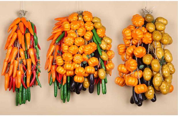 aliexpress sztuczne warzywa