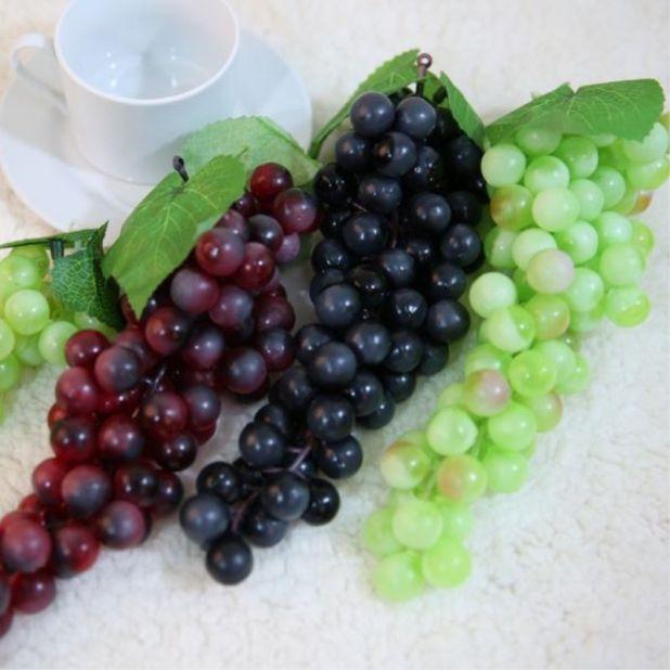 aliexpress sztuczne winogrona