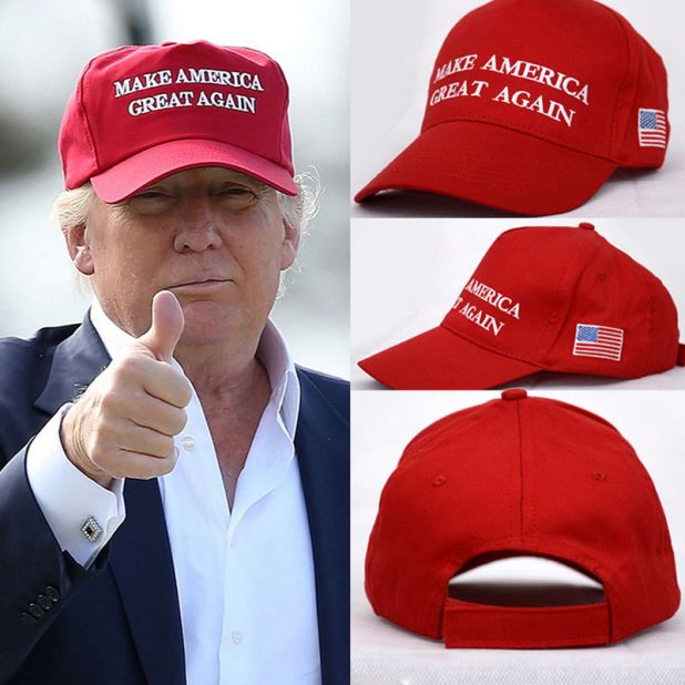 czapka make america great again aliexpress