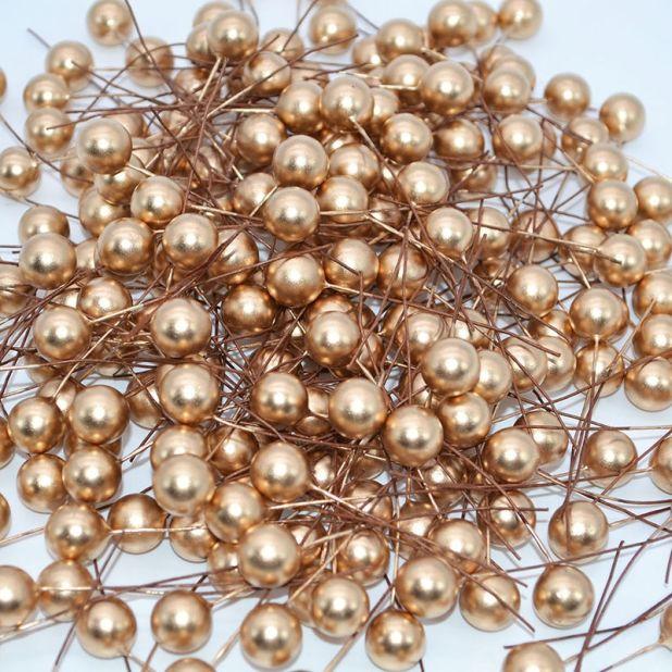 mini perły do dekoracji bukietów aliexpress.