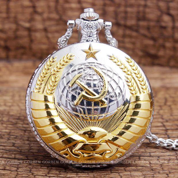 radziecki zegarek sierp i młot aliexpress
