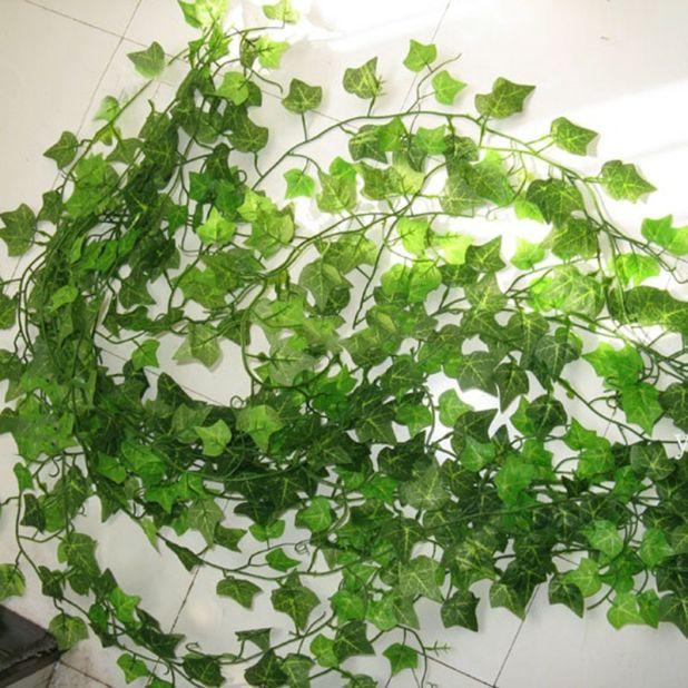 sztuczne liście aliexpress