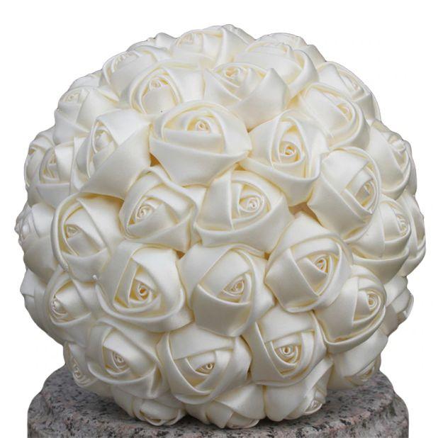aliexpress bukiet silikonowych róż