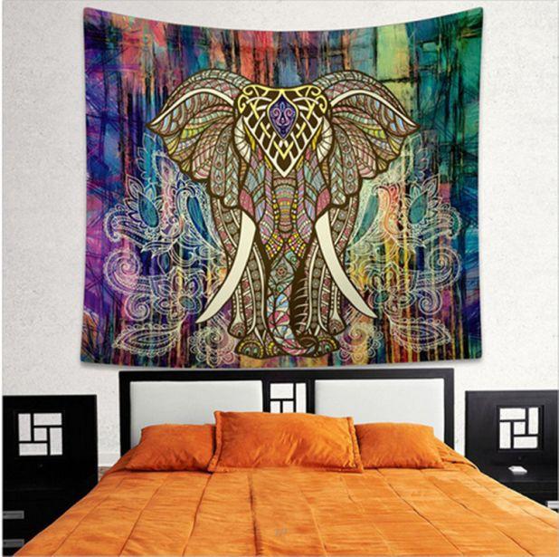 aliexpress dywan na ścianę gobelin