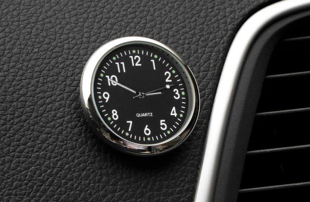 aliexpress samochodowy zegar