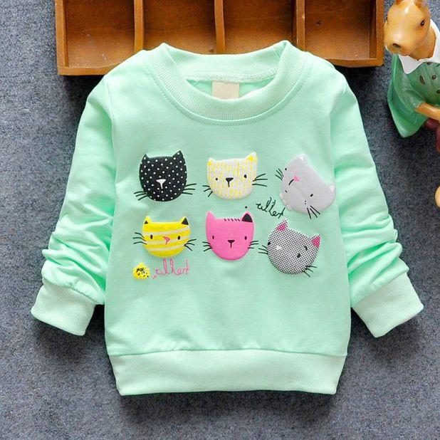aliexpress bluza dla małej dziewczynki