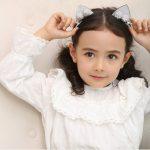 aliexpress dziecięce spinki uszy
